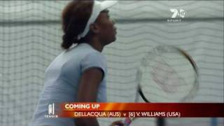 Venus Williams G-string