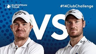 The 14 Club Challenge - Morrison vs Wood