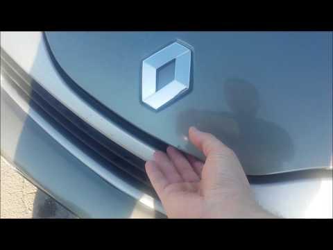 Renault Laguna 2 Expression 1.9dci 2003 video