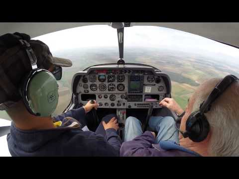 Lesson 07 - Private Pilot Licence training at LFGR - 26th of September, 2015