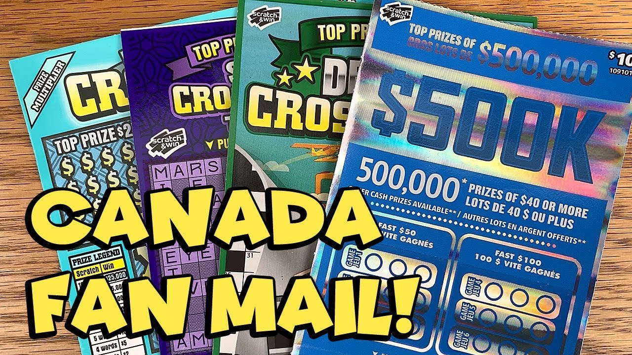 Canadian Scratch Tickets