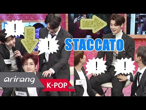 [AFTER SCHOOL CLUB] ASTRO Staccato singing (아스트로 스타카토 노래방) _ HOT!