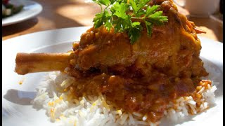 Nalla Ruchi I Ep 33 Lamb Shank With Red Wine Sauce & Safron Jilebi Recipe I Mazhavil Manorama