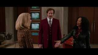 "ANCHORMAN 2: THE LEGEND CONTINUES - Official Clip - ""Touching Moment"""