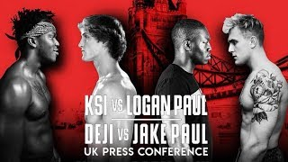 KSI VS LOGAN PAUL PREDICTIONS