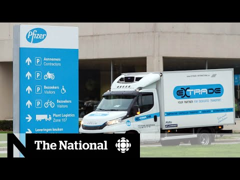 CBC News: The National: Concerns hackers are trying to disrupt COVID-19 vaccine supply chain
