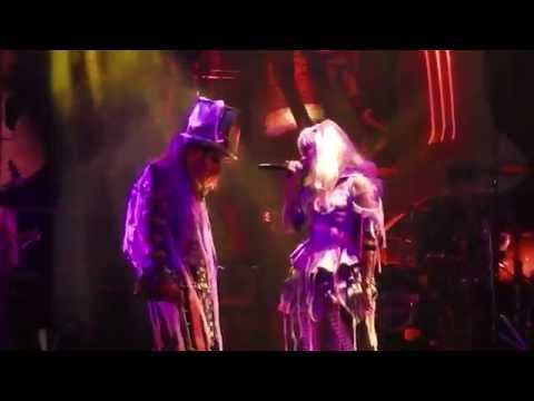 Mad T Party -  Time is Running Out 09.12.14