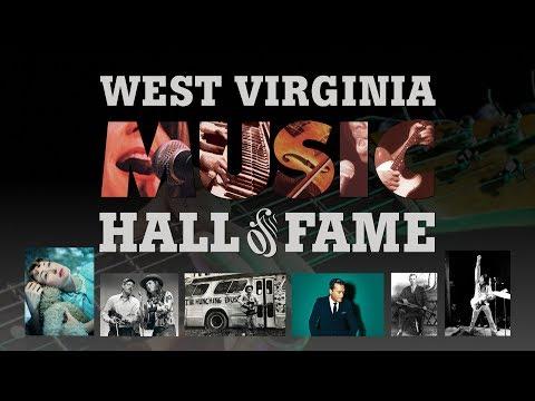 WV Music Hall of Fame 2018 PROMO