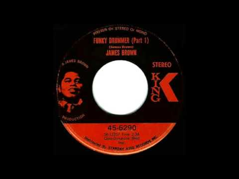 James Brown - Funky Drummer (Drum Break - Loop)