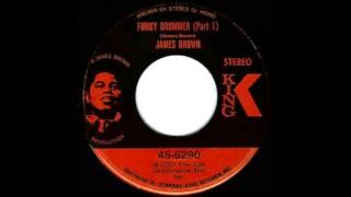James Brown - Funky Drummer (Drum Break - Loop)