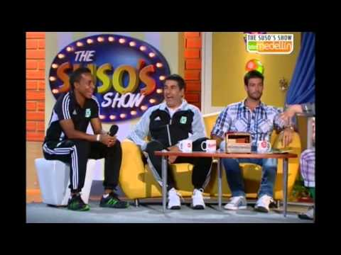 Atlético Nacional en The Suso's Show