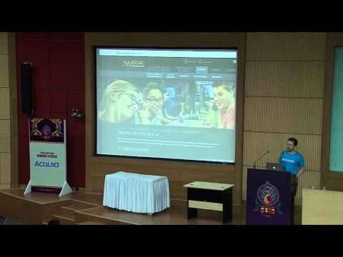 DrupalCon Asia 2016: Everything Multilingual in D8
