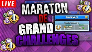 🔴 [LIVE] PUSH the GRAND CHALLENGE IN the ARENA and LATER OTHER GAMES! Romania Clash Royale