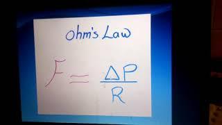 Ohm Law and its application (Biophysics)  Dr Mohamed Fayez