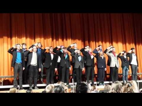 Barret's Privateers and Sherry - Rosedale Heights Men's choir