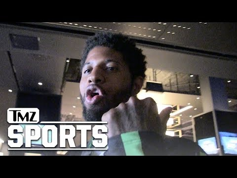 Paul George Says He'd Love To Play With LeBron, And He Loves L.A. | TMZ Sports