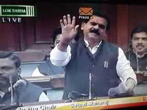 Ex Naxali Leader Kameshwar Baitha,MP on lokpal,dec 12