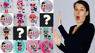 DID WE COMPLETE OUR LOL SURPRISE BLING SERIES COLLECTION? UNBOXING L.O.L SURPRISE HOLIDAY DOLLS