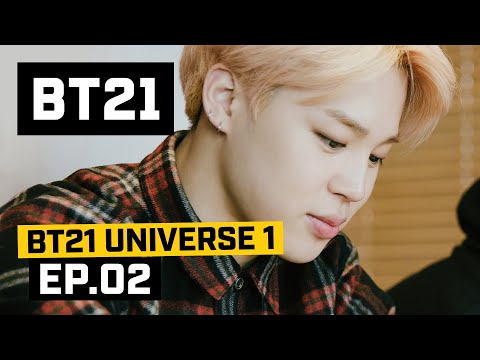 [BT21] Making of BT21 - EP.02