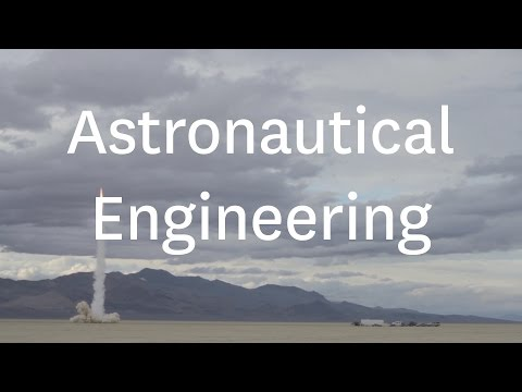 #ViterbiClass: Astronautical Engineering