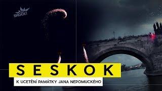 BIG SHOCK! Paraski, seskok padákem, Svatojánské slavnosti Navalis na Vltavě
