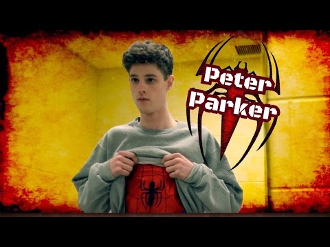 Peter Parker Fan Film that I made.