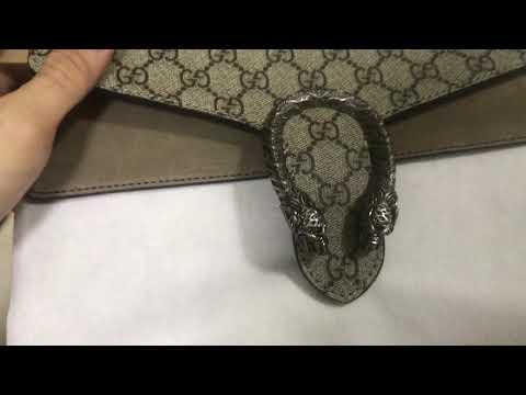 Gucci Bag Dioysus Gg Blooms 400249