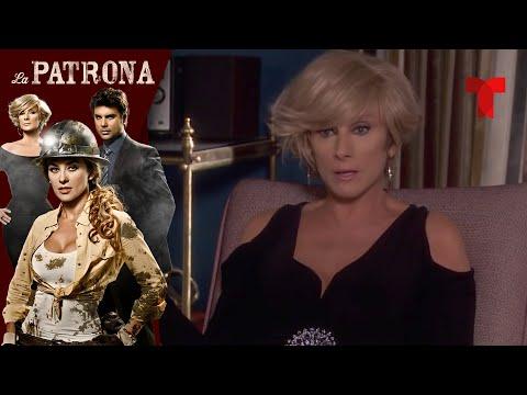 La Patrona   Capítulo 109   Telemundo Novelas