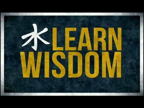 CONFUCIUS | Learn Wisdom |