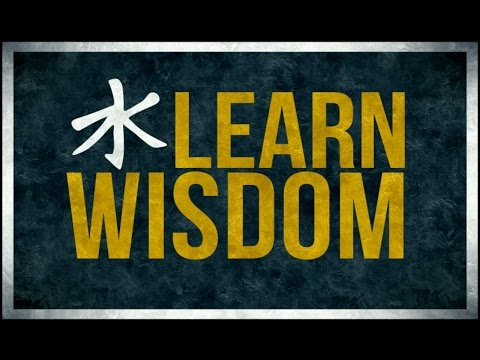 CONFUCIUS .Learn Wisdom.