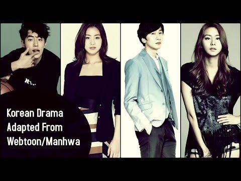 Korean Drama Adapted From Webtoon/Manhwa | Part I
