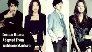 Video Korean Drama Adapted From Webtoon/Manhwa   Part I download MP3, 3GP, MP4, WEBM, AVI, FLV Agustus 2018