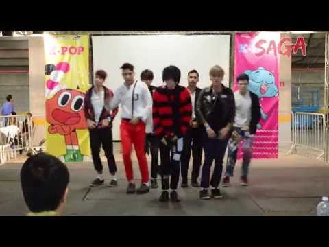 The Bad Kings Dancer Cover - War of Hormone | BTS