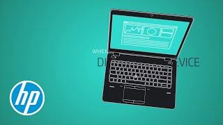 HP Secure Erase | Animated Vignette (engl.)
