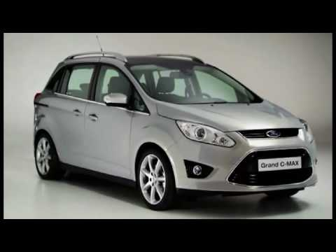 new ford c max 2010 nouveau ford c max youtube. Black Bedroom Furniture Sets. Home Design Ideas