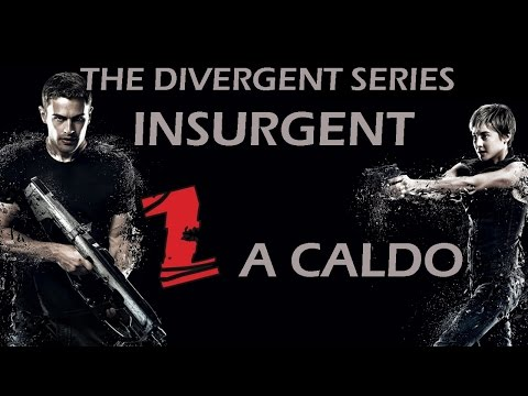 Insurgent Di Robert Schwentke #ACaldo By Mattia