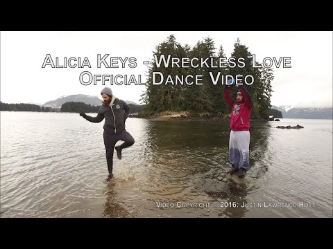 Alicia Keys - Wreckless Love OFFICIAL DANCE VIDEO
