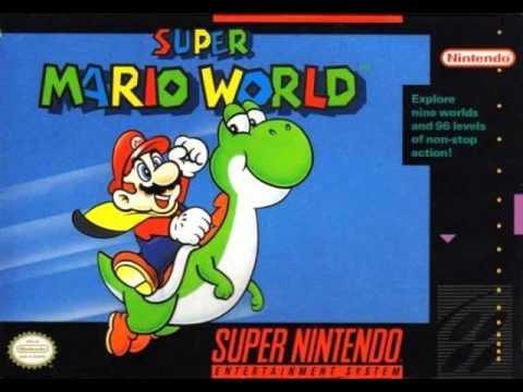 Super Mario World (SNES) - Overworld Theme - 10 Hour Extended