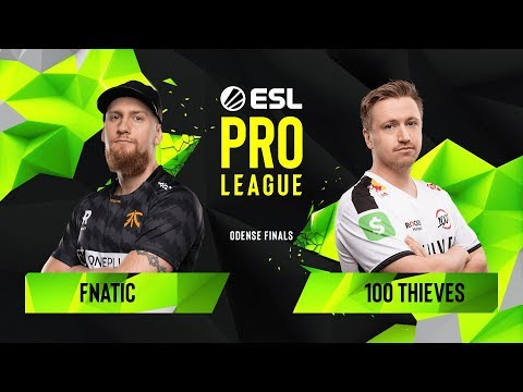 100 Thieves vs fnatic vod