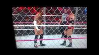 Hell In A Cell 2012 Highlights