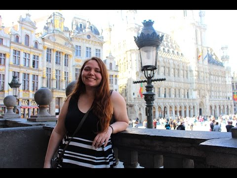 Travel Vlog: 48 Hours in Brussels