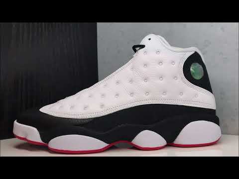 new concept 636e4 89928 AIR JORDAN 13 XIII HE GOT GAME 2018 RETRO SNEAKER REVIEW BY ...