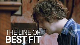 """Bill Ryder-Jones performs """"Wild Roses"""" for The Line of Best Fit"""