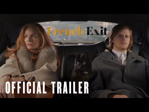 French Exit – Official Trailer – Coming Soon