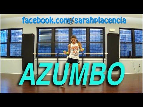 Dance Toning with Sarah Placencia - Azumba