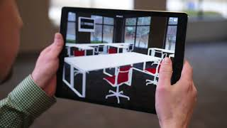Augmented Reality with Vectorworks Nomad