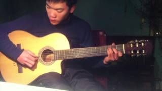 (Westlife) Nothing's Gonna Change My Love For You [Guitar Solo Fingerstyle]