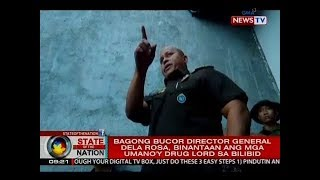 SONA: Bagong BuCor Director General Dela Rosa, binantaan ang mga umano'y drug lord sa Bilibid