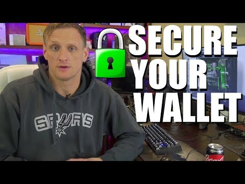 How to Secure Your Local Crypto Wallets