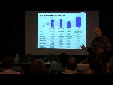 "NJAA Tonight - ""Living on the International Space Station "" - Mr. Paul Cirillo"